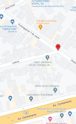 ORC PUCALLPA