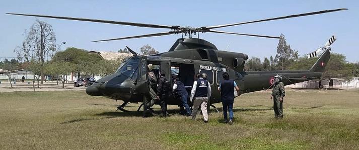 Fuerzas Armadas repliega a Lima actas electorales desde Ica