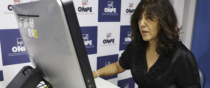 Colegio Químico Farmacéutico realiza elecciones generales con asistencia de ONPE
