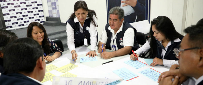 ONPE recertificó sistema de gestión de calidad electoral