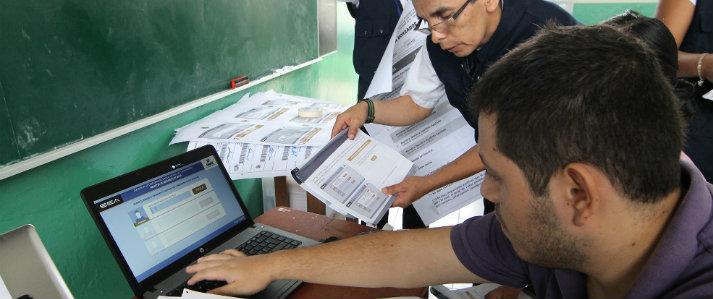 Sistema de Escrutinio Automatizado disminuyó actas observadas en elecciones municipales complementarias