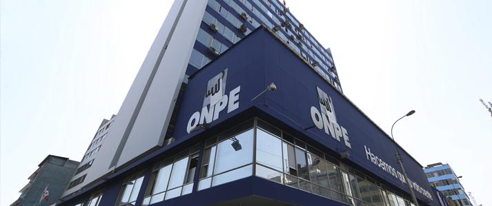 ONPE: Ciudadanos pueden solicitar rendición de cuentas a sus autoridades municipales