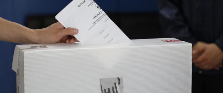 ONPE oficializa candidaturas de 24 partidos políticos para las elecciones internas