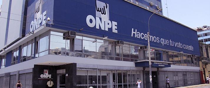 ONPE debe seguir siendo un organismo electoral técnico e independiente