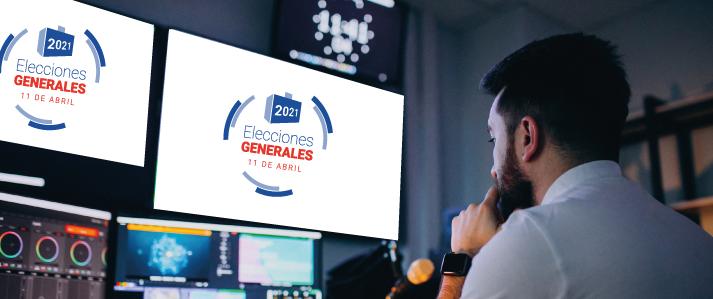 ONPE aprueba Plan de Medios de la Franja Electoral de las Elecciones Generales 2021