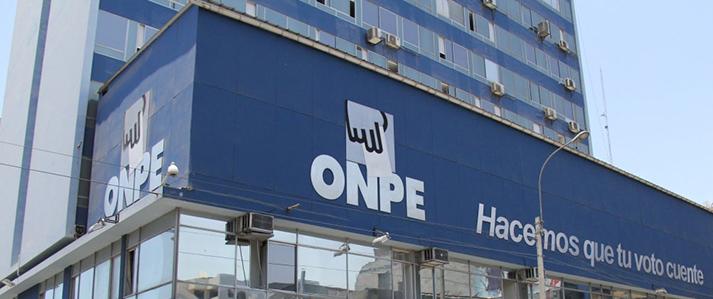 ONPE pone a disposición plataforma informática  para beneficiarios de bono #YoMeQuedoEnCasa