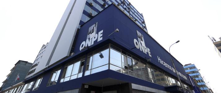 ONPE organizará elecciones de rectores que integrarán comisión especial para designar JNJ