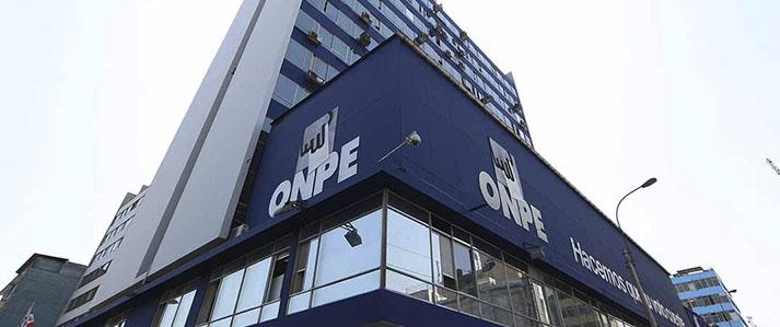 ONPE organiza conversatorio sobre el impacto de  las recientes reformas políticas y electorales