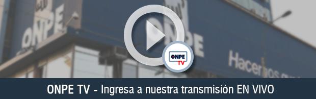 ONPE TV