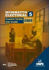 Informativo Electoral N.°5 - Consulta Vecinal Alto Trujillo 2020