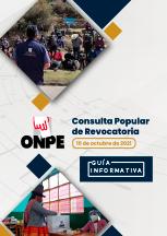 Guía para periodistas - Consulta Popular de Revocatoria 2021