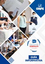 Guía para Periodistas - Elecciones Generales 2021