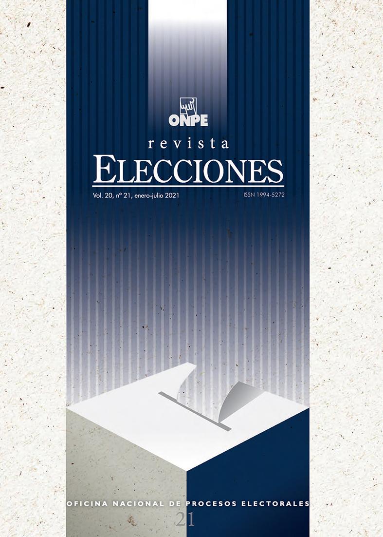 Revista Elecciones Nº 21. Los efectos de las reformas políticas sobre las elecciones